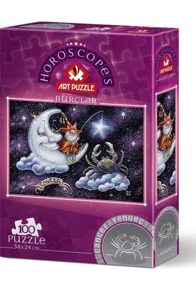 Art Puzzle Yengeç Burcu 100 Parça Puzzle