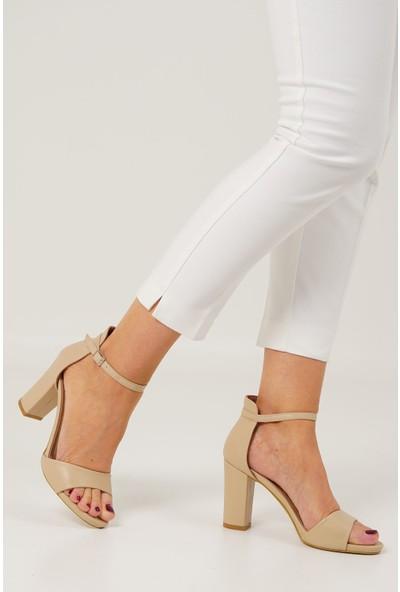 Marjin Kadın Bicona Topuklu Ayakkabı