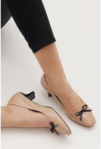 Marjin Kadın Cevan Topuklu Ayakkabı