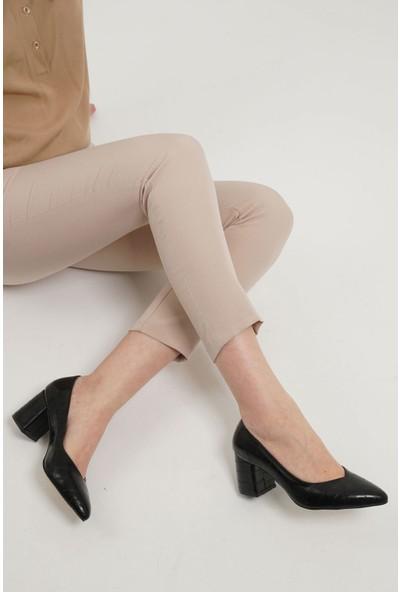 Marjin Kadın Dinova Topuklu Ayakkabı
