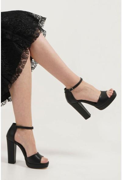 Marjin Kadın Dukin Topuklu Ayakkabı