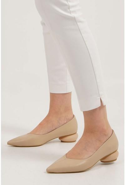 Marjin Kadın Evara Topuklu Ayakkabı