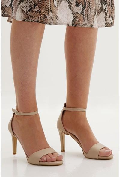 Marjin Kadın Kenla Topuklu Ayakkabı