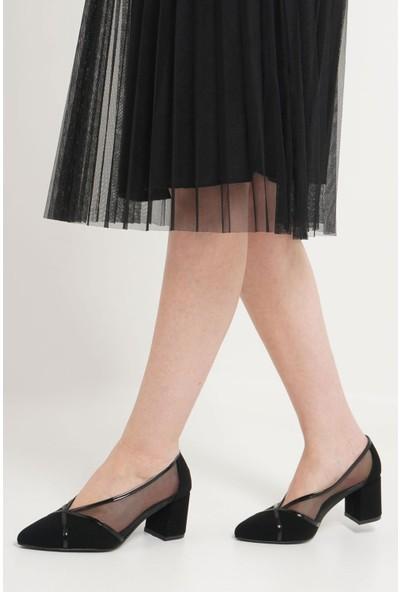Marjin Kadın Makor Topuklu Ayakkabı