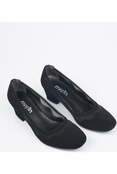 Marjin Kadın Minel Topuklu Ayakkabı