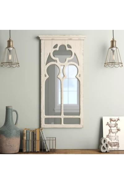 Beyma Home Delmare Dekoratif Pencere Ayna