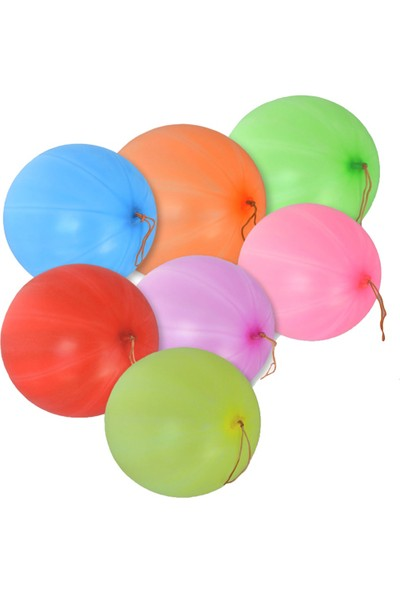 Atom Balon Punch Balon 100'lü