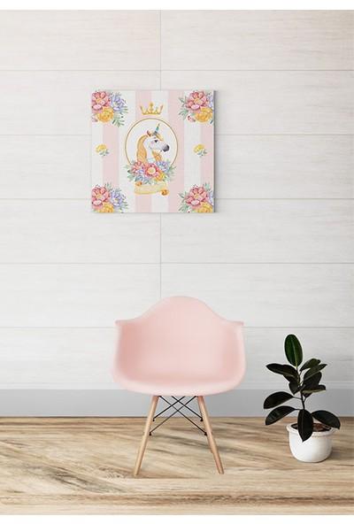 Evmila Unicorn Kanvas Tablo Modeli 866