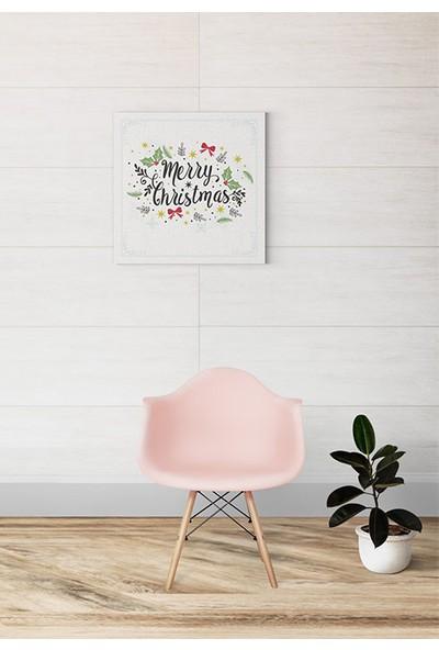 Evmila Merry Christmas Kanvas Tablo Modeli 308