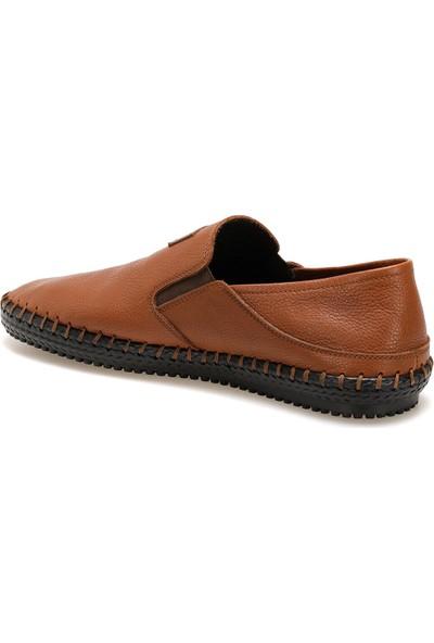 Flogart G-103 Ant Taba Erkek Comfort Ayakkabı