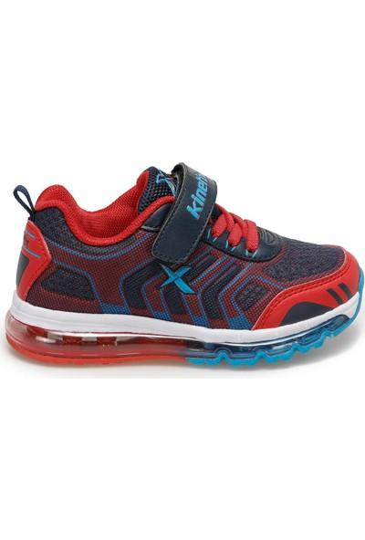 Kinetix Temora Lacivert Erkek Çocuk Koşu Ayakkabısı