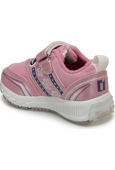 I Cool Zeus Pembe Kız Çocuk Sneaker Ayakkabı