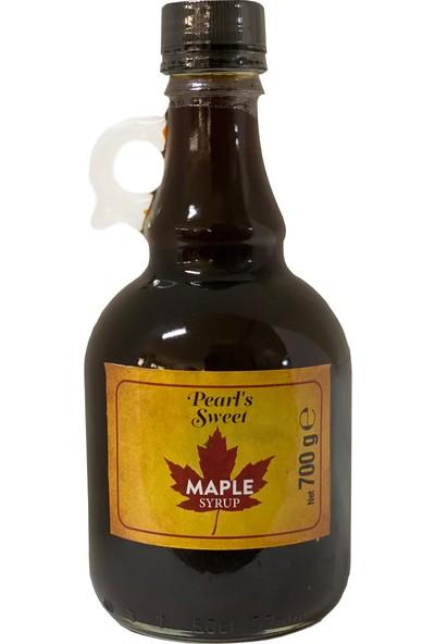 Pearl's Sweet Maple Syrup Akçaağaç Şurubu 700 gr