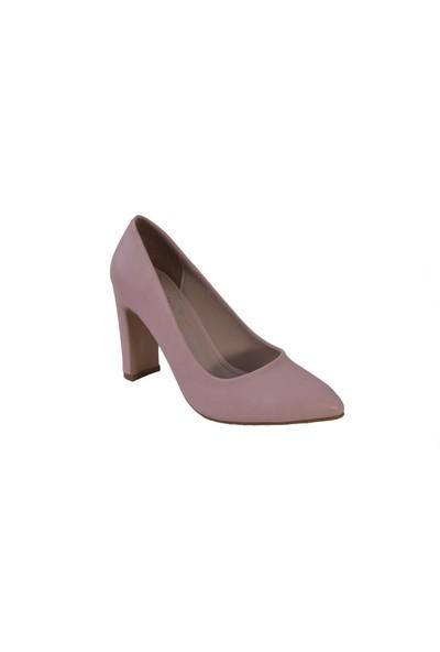 Caprito 311 Kalın Topuk Stiletto Kadın Ayakkabı