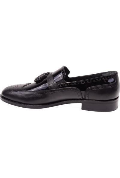 Aypaş 037 Hakiki Deri Klasik Erkek Ayakkabı