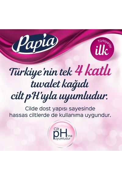 Papia Pure & Soft Tuvalet Kağıdı 48 Rulo