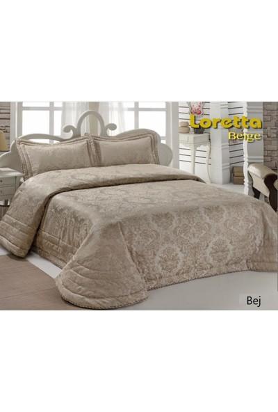 Karna Home Loretta Çift Kişilik Yatak Örtüsü
