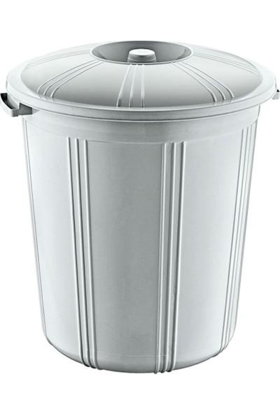 Akay Plastik Eko Çöp Kovası (35 lt) Orta