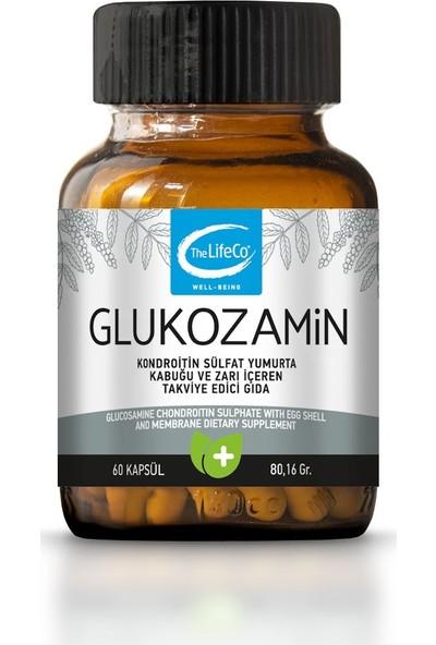 Thelifeco Glucosamine 60 Kapsül