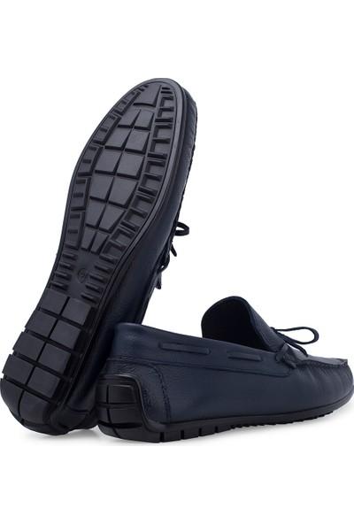 Scooter Erkek Hakiki Deri Ayakkabı