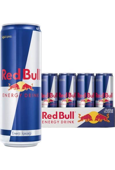 Redbull Enerji İçeçeği 473 ml x 12' li