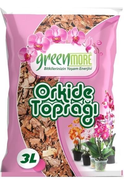 Greenmore Orkide Toprağı 3 lt