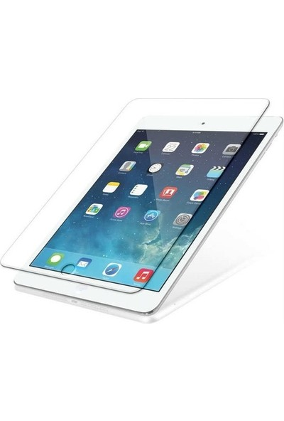 "Cepmarketim Apple iPad 7.Nesil 10.2"" 2019 Tempered Cam Koruma"