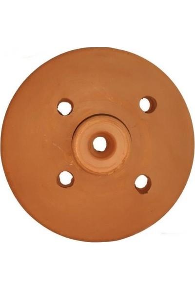 Mogan Çömlekçilik Toprak Dolmalık Sarma Taşı 24 cm