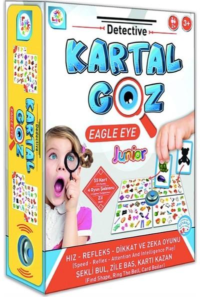 Laço Dedektif Kartal Göz Oyunu Junior