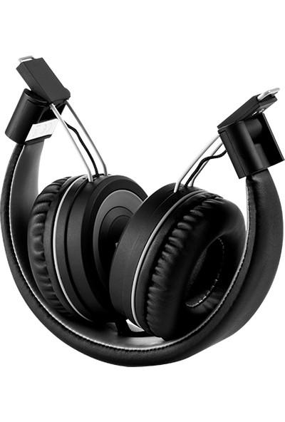 Polosmart FS28 Kablosuz Kulaklık - Siyah