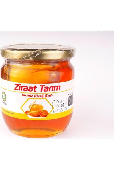 Ziraat Tarım Karadeniz Yayla Süzme Çiçek Balı 500 gr