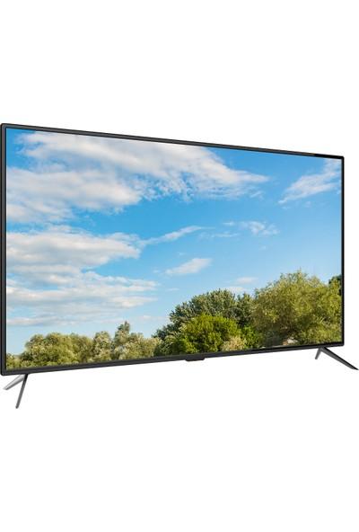 Dijitsu DJTV50S 50'' 127 Ekran Android Smart 4K Ultra Hd LED Ekran Dijital Uydu Alıcılı Tunerli Tv