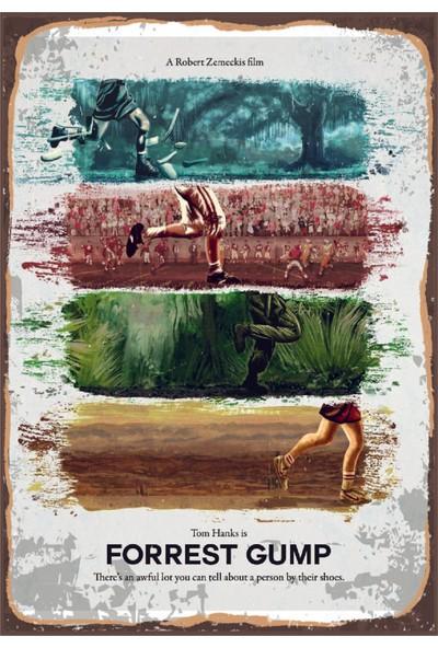 Marple's Forrest Gump Poster