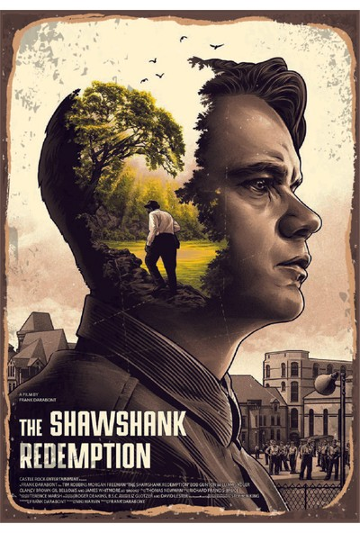 Marple's The Shawshank Redumption Poster