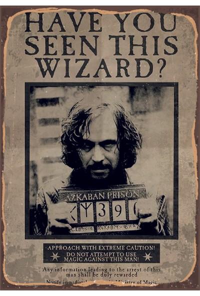 Marple's Sirius Black Poster