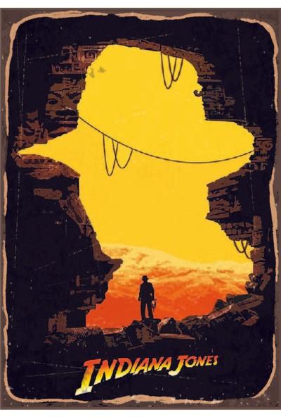 Marple's Indiana Jones Poster