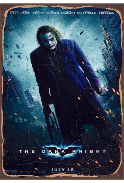 Marple's The Dark Knight Poster