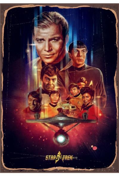 Marple's Star Trek Poster