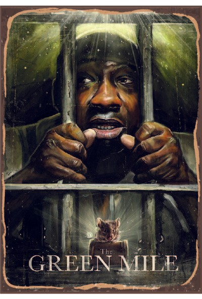 Marple's The Green Mile Poster