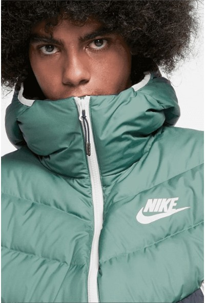 Nike 928833-362 M Nsw Dwn Fıll Wr Jkt Hd Erkek Mont