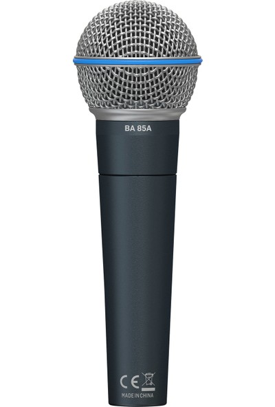 Behringer Ba 85A Supercardioid Dinamik Vokal Mikrofonu