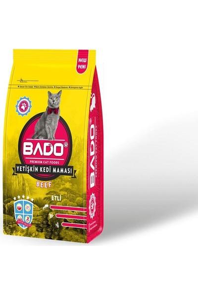Bado Yetişkin Kedi Maması Etli 500 gr