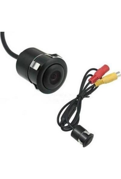 Carmaniaks Araç Geri Görüş Kamerası Ekranlı 4.3 Inç Tanıtımlı CRM7001