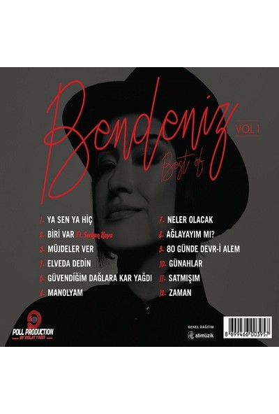 Bendeniz - Best Of - CD