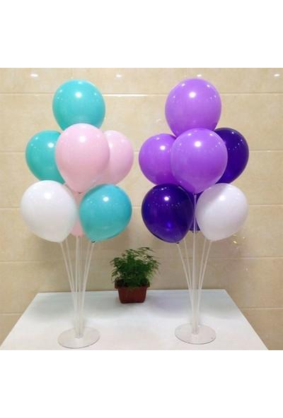Happy Cheff Balon Standı 75 cm 7'li