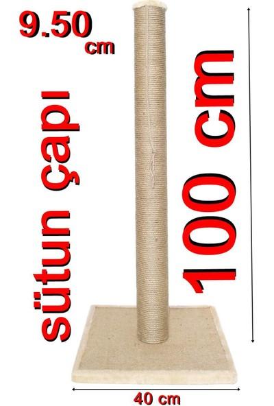 Turkuaz TR-100 Turkuaz Pet Kule Tırmalama