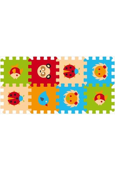 Soley Lateks Süngerli Çocuk Odası Halısı 130 x 190 cm