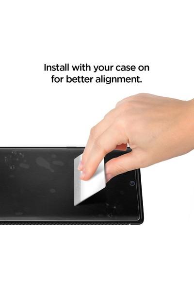 Spigen Samsung Galaxy Note 10 Ekran Koruyucu Film Neo Flex HD (2 Adet) - 628FL27298