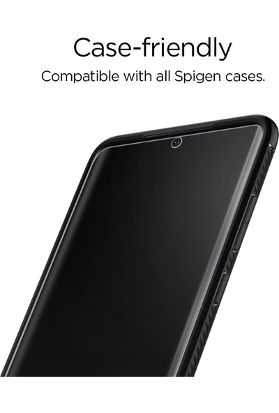Spigen Samsung Galaxy S20 Plus Ekran Koruyucu Film Neo Flex HD (2 Adet) - AFL00644