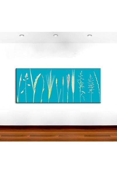 Dekoyes Dekoratif Kanvas Tablo 30 x 90 cm